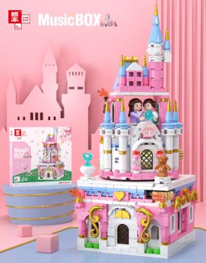 Castle Music Box
