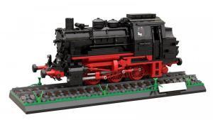 Tenderlokomotive BR 89 inklusive Display