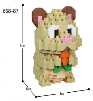 Hamster (diamond blocks)