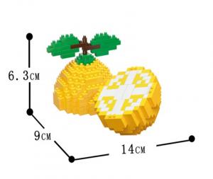 Zitrone (diamond blocks)