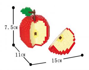 Apfel (diamond blocks)