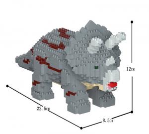 Triceratops (diamond blocks)