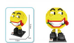 Liebe Emoji (diamond blocks)
