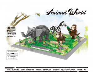 Tierwelt (diamond blocks)