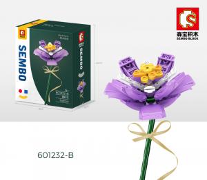 Safran in lila