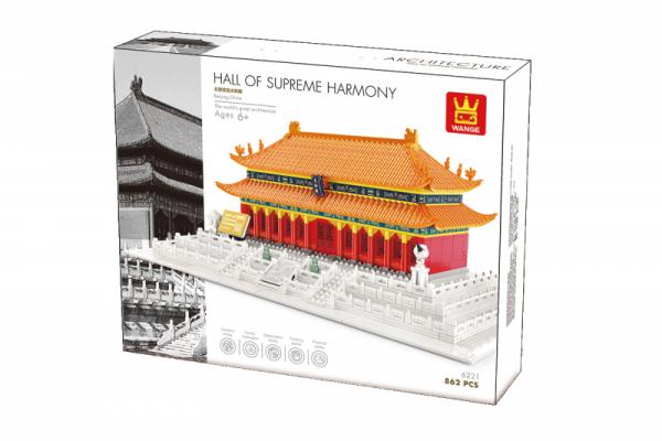 Hall of Supreme Harmony, Beijing China