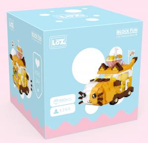 Cat Car (diamond blocks)