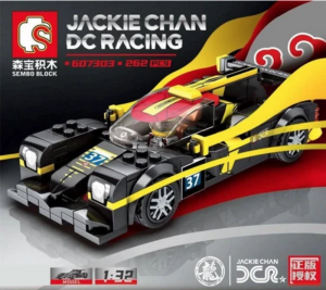 Jackie Chan DC Racing Car