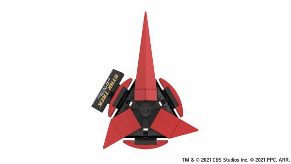 Star Trek Klingon Bird-of-Prey