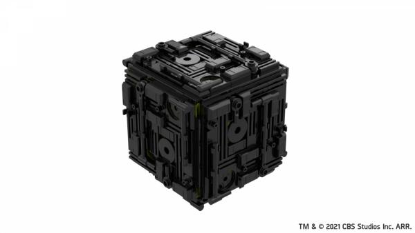 Star Trek Borg Cube