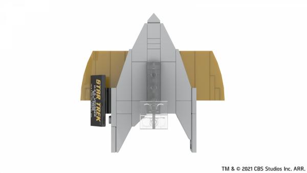 Star Trek USS Voyager NCC-74656