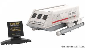Star Trek Shuttle der Klasse F
