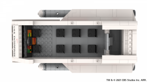 Star Trek Class F Shuttlecraft
