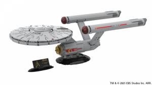 Star Trek USS Enterprise NCC-1701