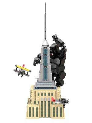 Skyscraper Attack