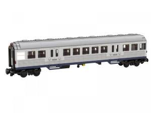 Passenger car Silberling (8w)