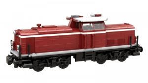 Locomotive V100 (8w)