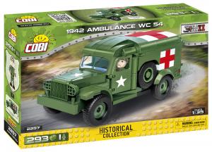 Krankenwagen WC 54 Dodge 1942