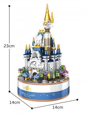 Music box Mini Castle