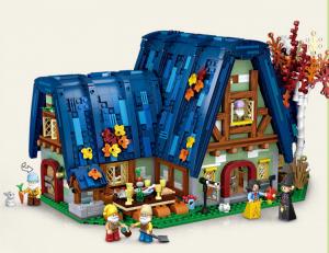 Märchen Haus (mini blocks)