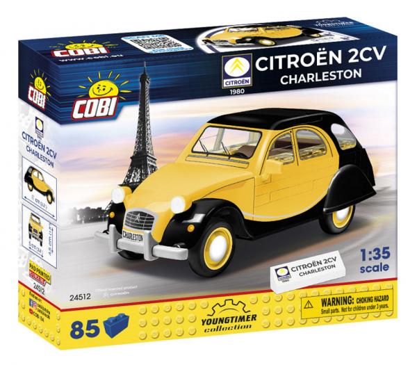 Citroen 2CV Charleston 84 KL.