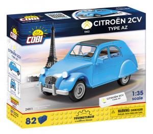 Citroen 2CV TYP AZ (1962) 80 KL.