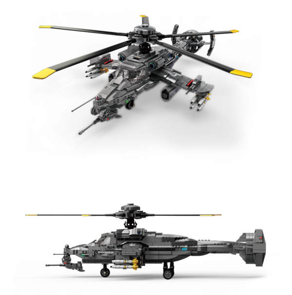 Firewolf Hubschrauber