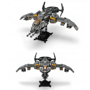 Phantom-Angriffsflugzeug