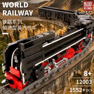 Historische Qian Jin (Vorwärts) RC Lokomotive mit Tender