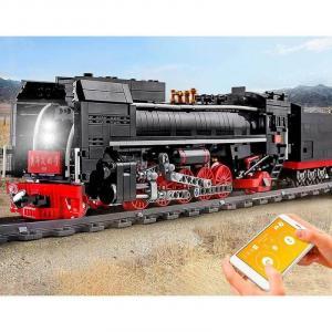 Historical Qian Jin (Forward) RC Locomotive with Tender