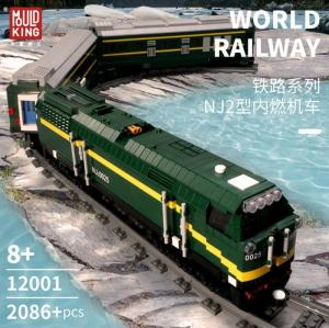 NJ2 Diesellokomotive