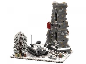 Diorama: Battle of Stalingrad