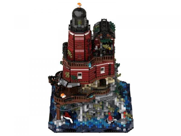 Leuchtturm des Astronomen