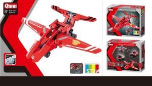 Mini-Rettungsflugzeug