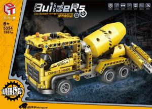 Baufahrzeug Betonmischer