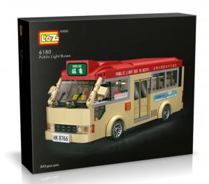 Linienbus (mini blocks)