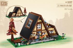 Kleines Häuschen (mini blocks)