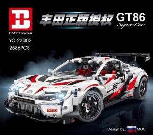 Toyota GT86 Super Car