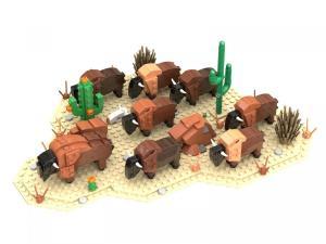 Western Buffalo Herd