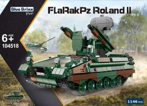 FlaRakPz Roland II, Bundeswehr