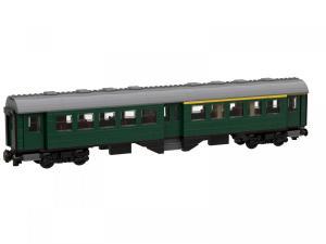 Mitteleinstiegswagen 1. und 2. Klasse (8w)