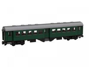 Mitteleinstiegswagen 2. Klasse (8w)