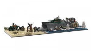 Diorama: D-Day