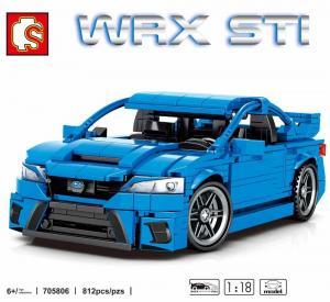 Subaru WRX STI Sportwagen