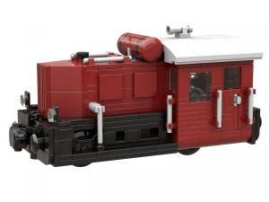 DR small locomotive performance group II (8w)