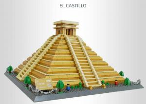 El Castillo-Kakulkan, Mexico