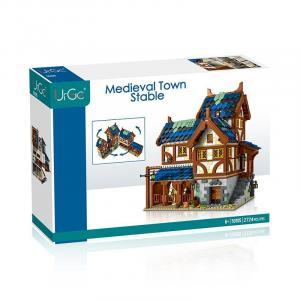 Medieval Town - Mews