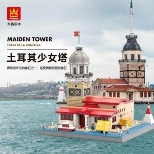 Maiden's Tower, Istanbul Türkei