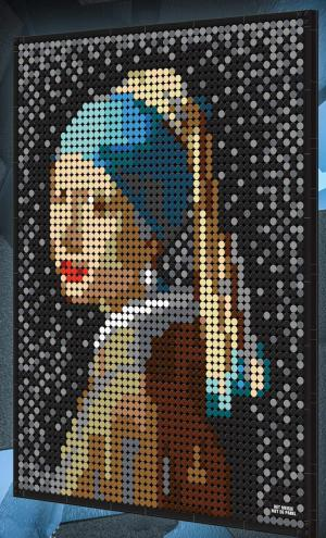 Painting: Girl with a Pearl Earring