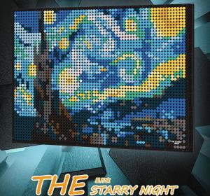 Painting: Starry Night